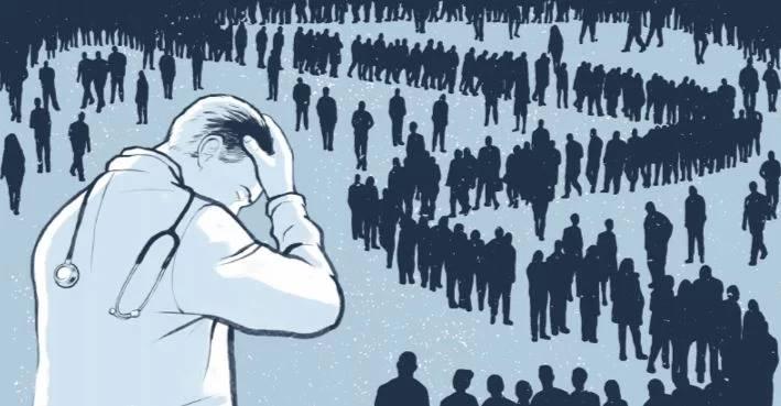 Burnout médico ou dano moral? Artigo aborda rotina de médicos e o esgotamento profissional