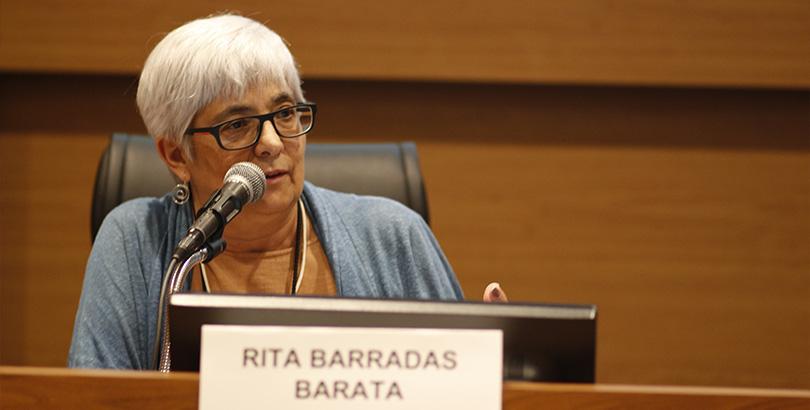 """Rita Barradas Barata: """"Precisamos de um parecer circunstanciado, contextualizado."""