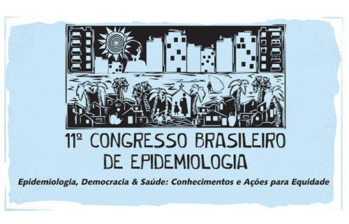 Inscrições abertas para 11° Congresso Brasileiro de Epidemiologia da Abrasco