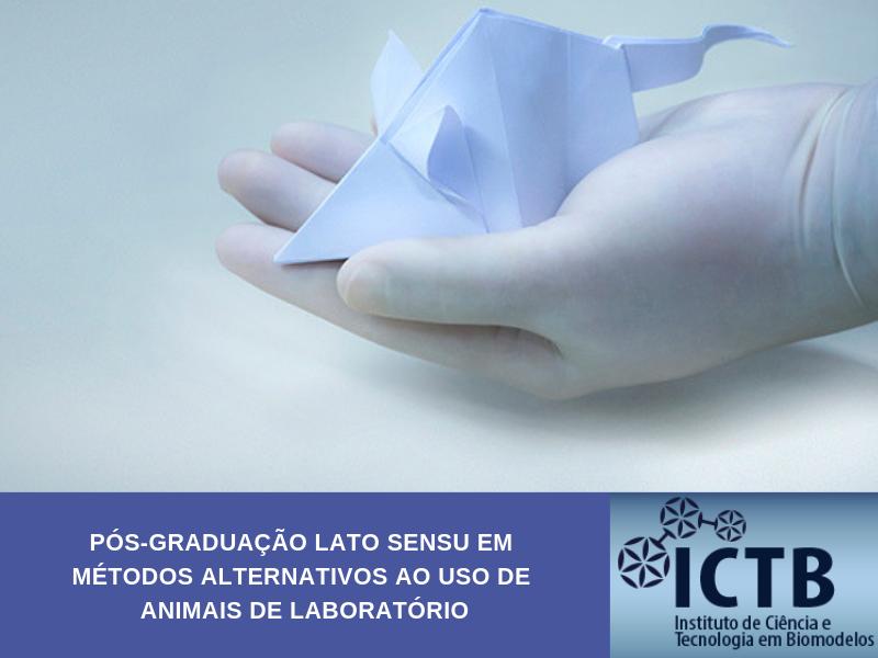 Fiocruz lança pós-graduação em métodos alternativos ao uso de animais de laboratório