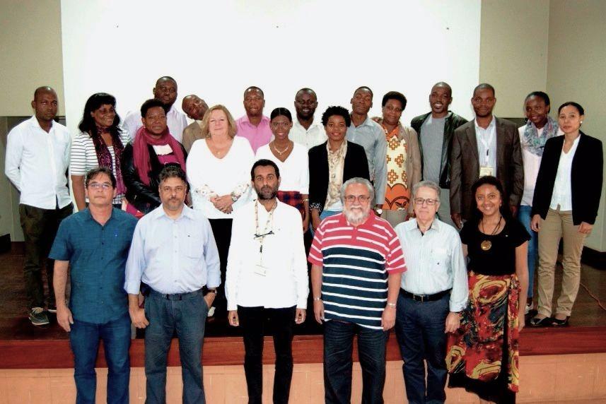 Fiocruz forma novos mestres em Moçambique