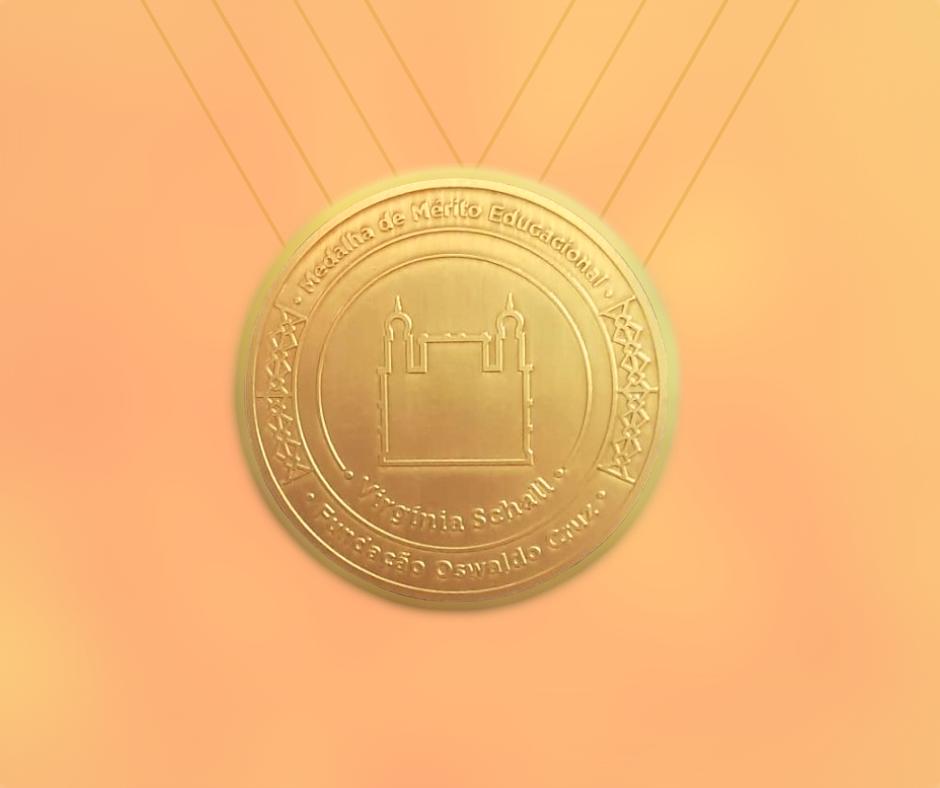 Medalha Virgínia Schall de Mérito Educacional: inscrições vão até 20/8