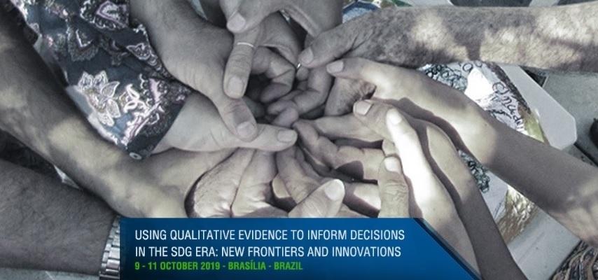 Fiocruz Brasília e Ministério da Saúde promovem simpósio sobre pesquisa qualitativa e ODS