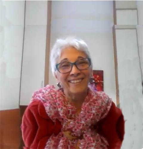 Com 32 anos de dedicação à Fiocruz, Tânia Celeste recebe homenagem durante Câmara Técnica de Educação