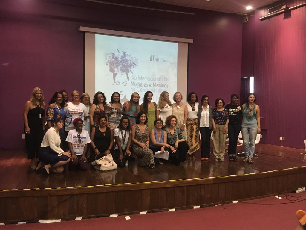 Fiocruz celebra o Dia Internacional das Mulheres e Meninas na Ciência em roda de conversa inspiradora