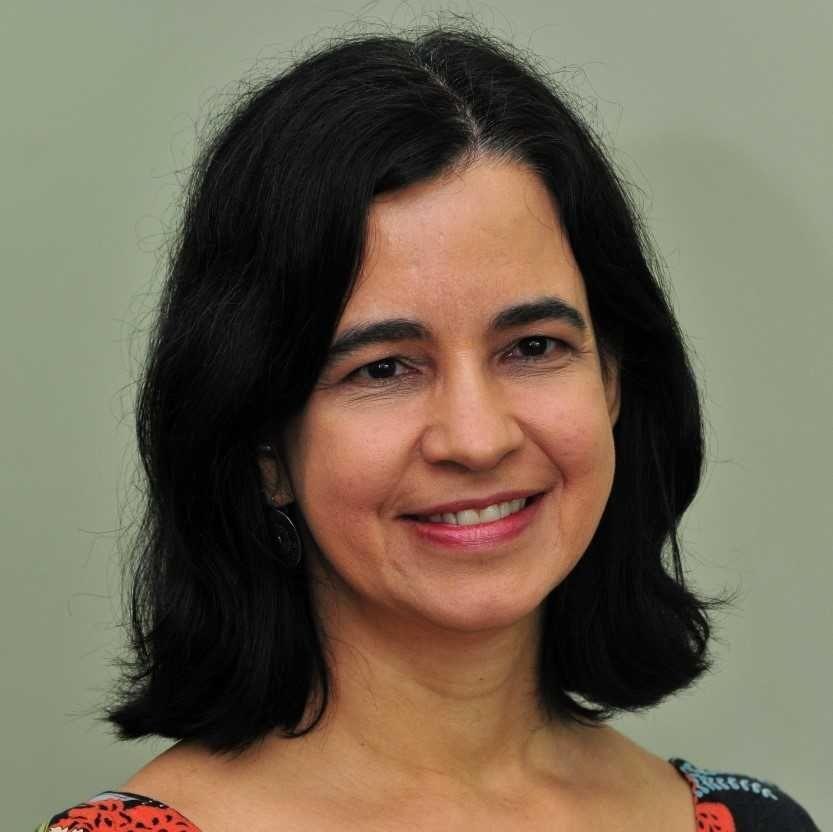 Cristiani Machado, vice-presidente de Educação, Informação e Comunicação da Fiocruz