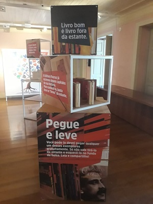 Editora Fiocruz inaugura exposição sobre livro acadêmico