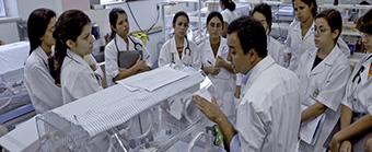 Residência de Enfermagem em Pediatria  - 2018 / 2020