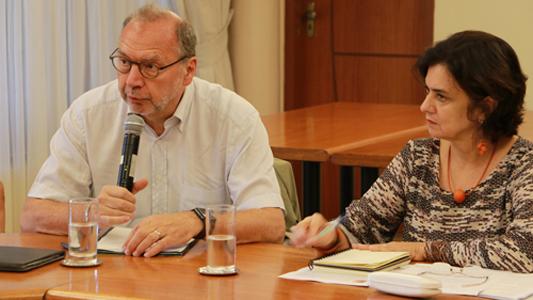 Representantes da Fiocruz e da London School planejam parceria