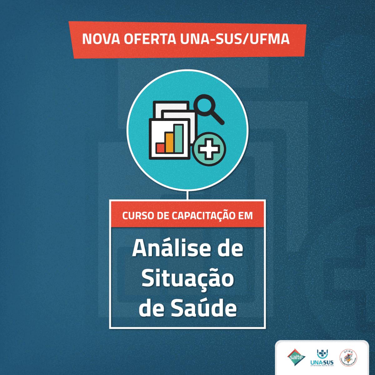 UNA-SUS lança curso sobre uso de indicadores para análise da situação de saúde