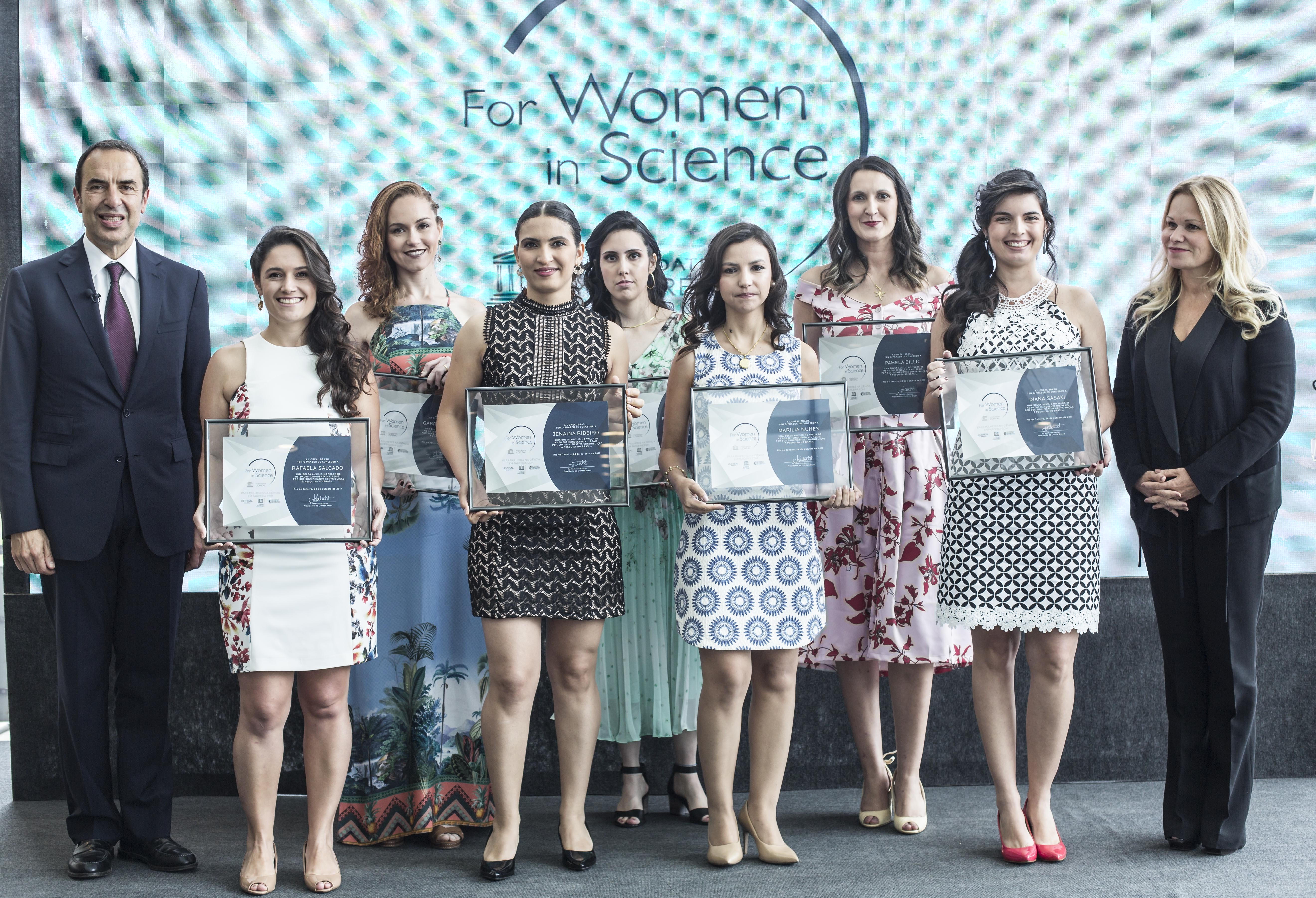 Prêmio para mulheres na ciência 2018 abre inscrições