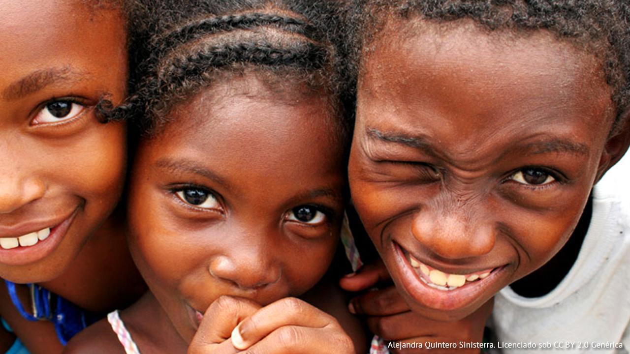 Saúde da População Negra - 2018B - SE/UNA-SUS