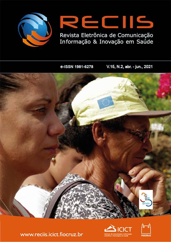 Nova edição da revista Reciis aborda feminismos, comunicação e informação em saúde