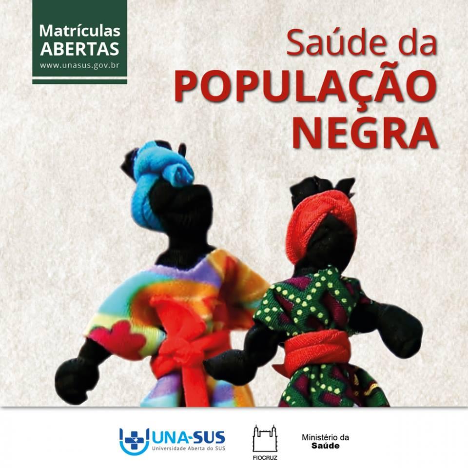 UNA-SUS oferece curso online sobre saúde da população negra