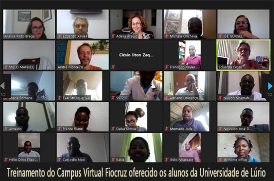 Fiocruz oferta disciplina transversal para alunos estrangeiros